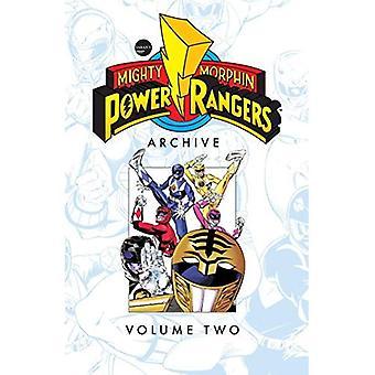 Mighty Morphin Power Rangers archief Vol. 2 (Mighty Morphin Power Rangers)