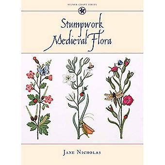 Stumpwork - Medieval Flora (Milner Craft)