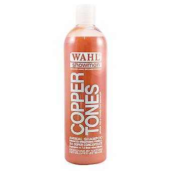 Wahl cuivre tonifie shampooing 500ml