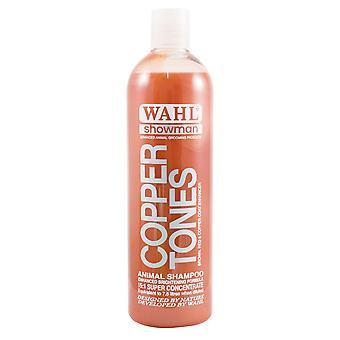 Wahl Kupfer Töne Shampoo 500ml