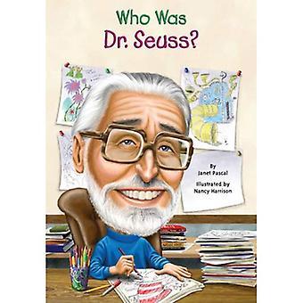 Wer war Dr. Seuss?