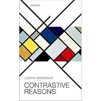 Contrastive Reasons