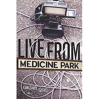 Ao vivo do parque de medicina