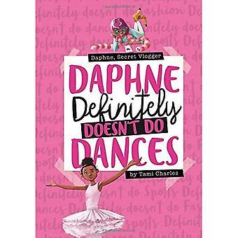Daphne Definitely Doesn't Do Dances (Daphne, Secret Vlogger)