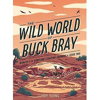 Fara på dinosaurie stampa grunder (vilda värld av Buck Bray:)