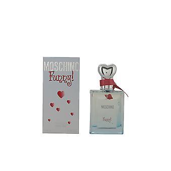 Moschino Funny Edt Spray 50 Ml pour femme