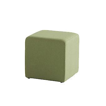 Taste 4SO Crea poef upholstery 43x43xH43 cm - groen