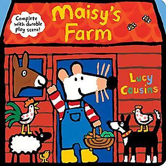 Maisy Farm: completo com cena de jogar durável (Maisy) [livro de placa]