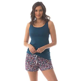 Majamas Sunrise Maternity & Nursing PJ Shorts Set
