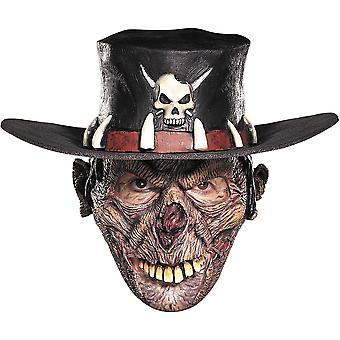 Outback Zombie Mask For Halloween