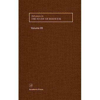 Framsteg i studien av beteende volym 22 av Slater & Peter J.