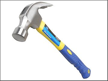 BlueSpot Tools Claw Hammer Fibreglass Shaft 570g (20oz)