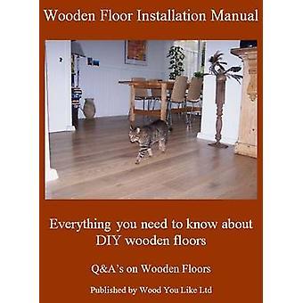 Installatiehandleiding van de houten vloer door Hermans & Karin
