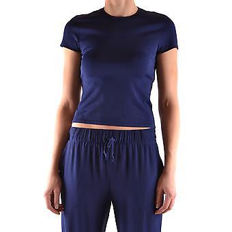 Ralph Lauren blau Viskose Top