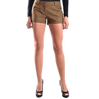 Michael Kors Green Cotton Shorts