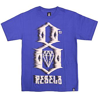 Rebel8 88 Mph T-shirt royal
