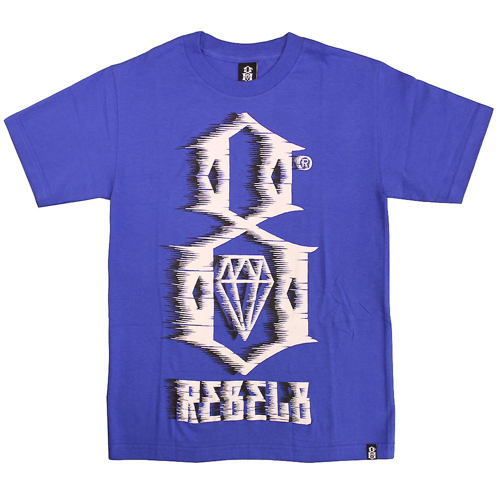 Rebel8 88 Mph camiseta real