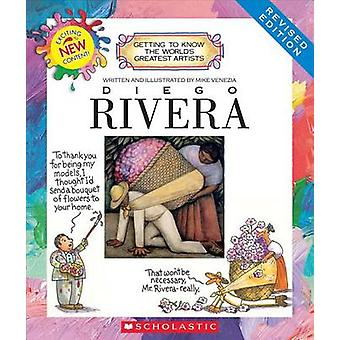 Diego Rivera (Revised Edition) by Mike Venezia - 9780531212615 Book