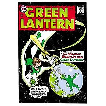 Green Lantern The Silver Age Vol. 3 by Various - 9781401278472 Book