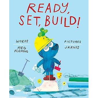 Ready - Set - Build! by Meg Fleming - 9781499801750 Book