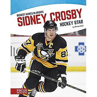 Sidney Crosby - Hockey Star by Brian Hall - 9781635174861 Book