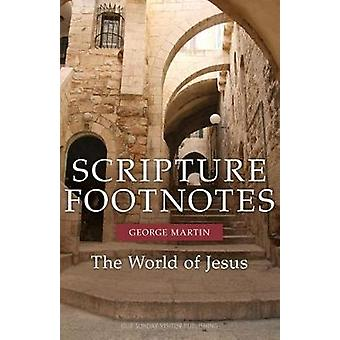 Scripture Footnotes - People - Places - and Things from the Time of Je