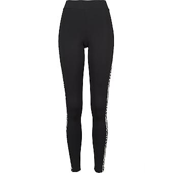 Urban Classics Damen Leggings Side Stripe Zoo