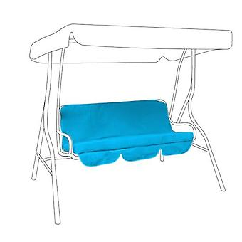 Gardenista® Turquoise Replacement Canopy for 3 Seater Swing Seat