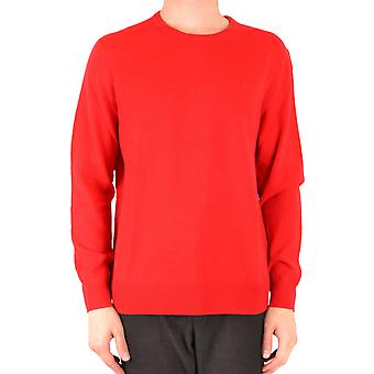 Ralph Lauren Red Cashmere Sweater