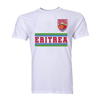 Eritrea Core Football Country T-Shirt (White)
