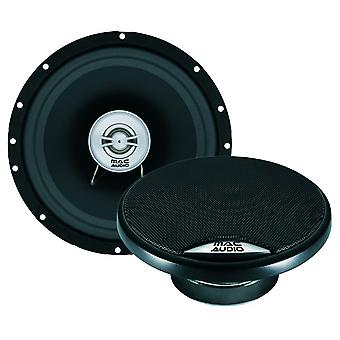 B goods 1 of couple Mac audio edition 162, 2 way coaxial speaker of 200 watts Max