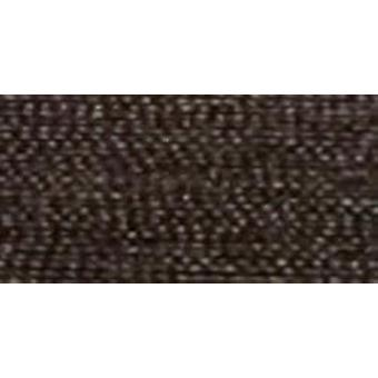 Cotton Machine Quilting Thread 40wt 164yd-Very Dark Brown 9136-1002