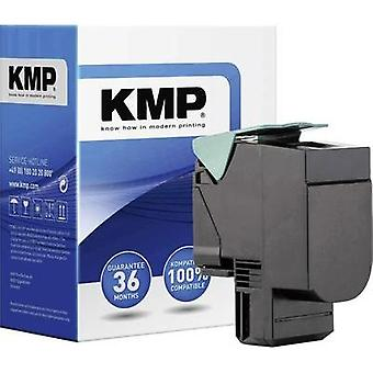 KMP Toner cartridge replaced Lexmark C540H2CG Compatible Cyan