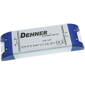 LED transformer Constant voltage Dehner Elektronik LED 12V75W-MM 75 W (m