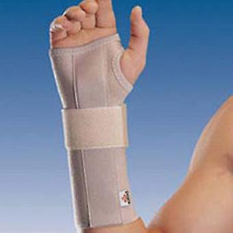 Anota Long Splint Left wrist strap Palmar (Sport , Injuries , Wristband)