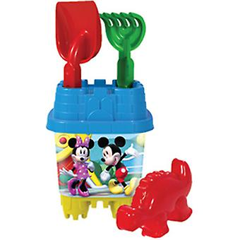 Disney Castillo set 16cm Mickey (Outdoor , Garden Toys , Sand Toys)