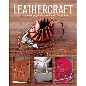 Guild Of Master Craftsman Books-Leathercraft GU-41727