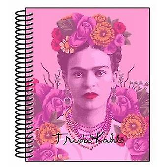 Safta Bloc A7 100 sheets Frida Kahlo (Toys , School Zone , Notebooks And Folders)