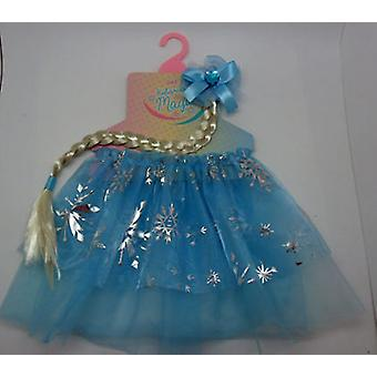 Import Tutu skirt Blue And Braid (Toys , Home And Professions , Makeup And Accessoiries)