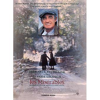 Miserables Les Movie Poster (11 x 17)
