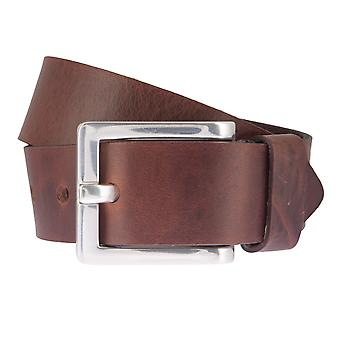 BERND GÖTZ belts men's belts leather belt leather D Brown 2359