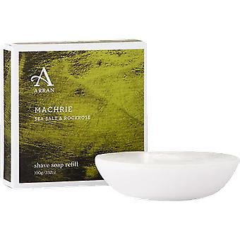 Arran Sense of Scotland Machrie Shaving Soap Refill