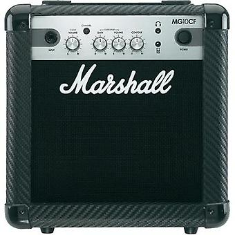 Electric guitar amplifier Marshall MG10 CF Black