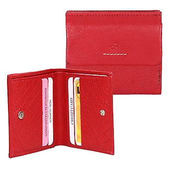 Dr Amsterdam Billfold Lemon Red