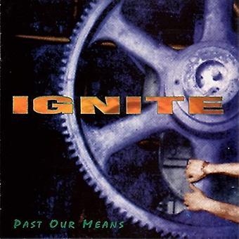 Antænde - seneste vores midler [Vinyl] USA importerer