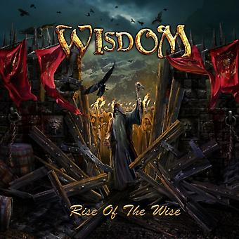 Rise Of The Wise by Wisdom
