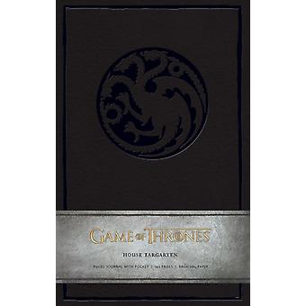 Game of Thrones Ruled Journal: House of Targaryen (Hardcover) by Hbo