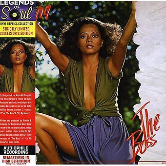 Diana Ross - importación de Estados Unidos del jefe [CD]
