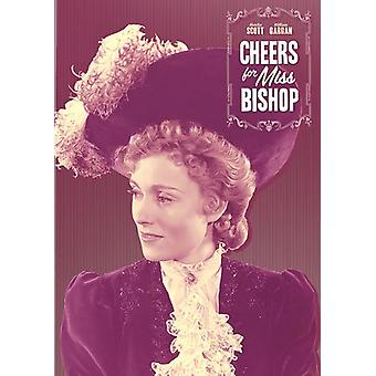 Cheers for Miss Bishop [DVD] USA import