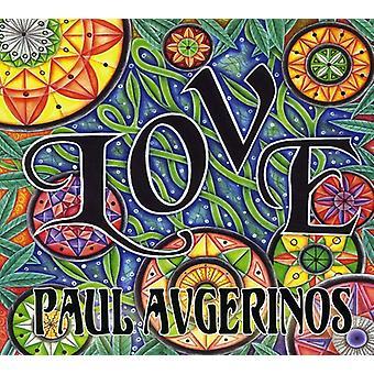 Paul Avgerinos - Love [CD] USA import